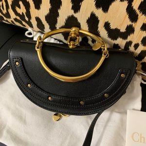 Chloe Nile Minaudière Bracelet Bag